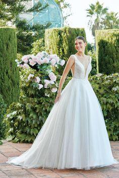 Sincerity Bridal Sincerity Bridal Wedding Dresses, Dream Wedding Dresses, Designer Wedding Dresses, Bridal Gowns, Wedding Gowns, Tulle Balls, Tulle Ball Gown, Ball Gowns, Justin Alexander Bridal
