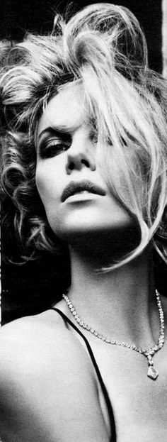 charlize theron by mario sorrenti