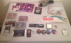 Star Trek Weapon Stickers Pins Trading Cards Sky Box Bumper Sticker Memo Pad | eBay