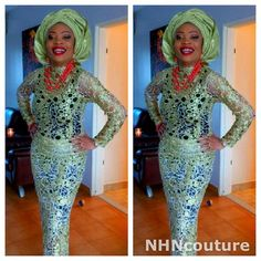 Spotted in NHN Couture!