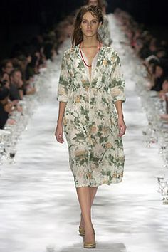 Dries Van Noten Spring 2005 Ready-to-Wear Collection Photos - Vogue