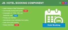 Do Joomla Performance Optimization for Hotel website with Hotel Booking Component