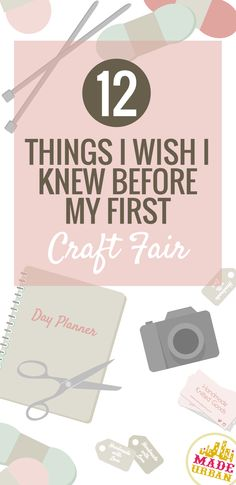 "Although the craft scene was much different when I first started than it is today, the following ""best practices"" still apply. It took me many shows to master my display, sales pitch and products so hopefully this list will help get you to peak pe..."