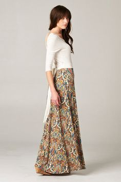 Isabelline Dress