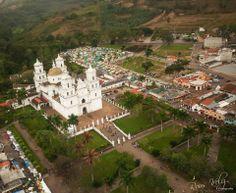 Basilica Esquipulas, Chiquimula, Guatemala