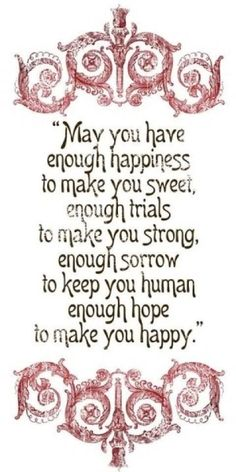 May you have.... by sheryl