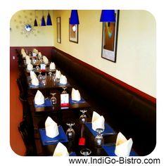 IndiGo Indian Bistro in Manchester, CT