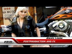 Bikes and Babes 2013 - Harley Davidson Prague - Alexis Leone