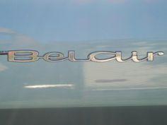 Belair car logo