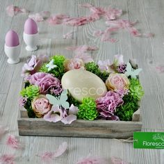 Floral Wreath, Wreaths, Box, Home Decor, Floral Crown, Snare Drum, Decoration Home, Door Wreaths, Room Decor