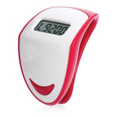 Personalised Walk Over Clip Pedometers