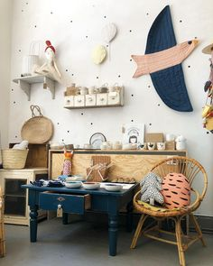 stylish kids playroom
