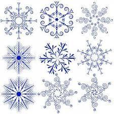 Image result for tatuagem de floco de neve
