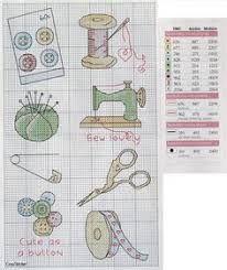 Resultado de imagen de элен лё бер liberty cross stitch: 24 designs to sew