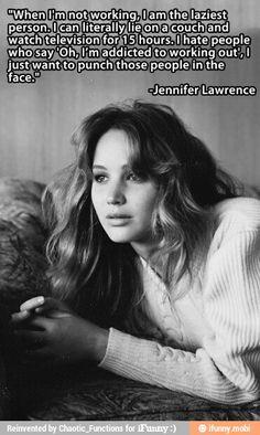 Jennifer Lawrence should really be my best friend