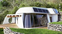 How to Build a Completely Off-the-Grid, Self-Sustaining Home   House och Inspiration