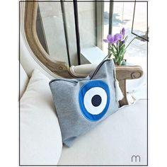 Classic classy view !!! #handmade#bags#malle_bags#evileye#eye#christinamalle_bags#clutches#handbags#sunmer2015#fashion#instafashion#vscofashion#style#streetstyle#Greece#lookoftheday#bohochic#greekdesigner#Thessaloniki 💙 Spring Summer 2015, Handmade Bags, Greece, Throw Pillows, Handbags, Photo And Video, Thessaloniki, Evil Eye, Instagram
