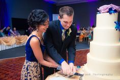 Cutting of the cake. www.remvp.com