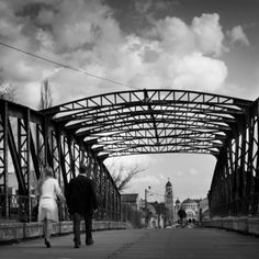 Bridge to falling in love