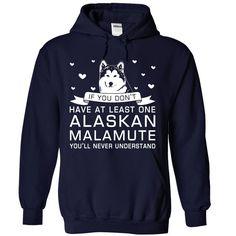 Alaskan Malamute T-Shirts, Hoodies. Get It Now ==►…