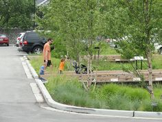 PARKING LOT STORMWATER SWALES - Google Search