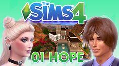 Los Sims 4 / TOUR HOUSE / 01 HOPE ♥tesasims♥