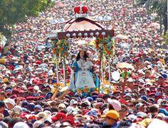 Procesion de la Divina Pastora Barquisimeto Venezuela.<3