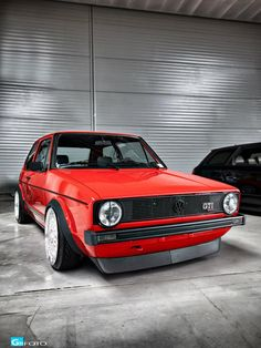 vw golf mk1 gti....I spent about 5 hr every weekend polishing her!