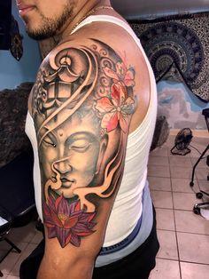 52 ideas tattoo sleeve buddha santa monica for 2019 Forarm Tattoos, Dope Tattoos, Finger Tattoos, Body Art Tattoos, Tattoos For Guys, Hand Tattoos, Tatoos, Japanese Tattoo Designs, Japanese Sleeve Tattoos