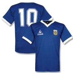 Le Coq Sportif 1986 Argentina Away Shirt   No.10 (S.American 1986 Argentina Away Shirt   No.10 (S.American Import) http://www.comparestoreprices.co.uk/football-shirts/le-coq-sportif-1986-argentina-away-shirt- -no-10-s-american.asp