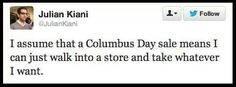 Happy Columbus Day! America Celebrates! (updated) - Democratic ...
