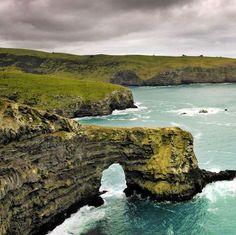 It's on my bucket list! Can you guess where this park is? (hint: not Hawaii or Ireland!)