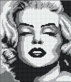 Marilyn Monroe pattern