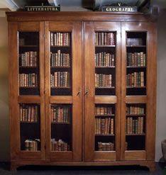 Engelse boekenkast. - Antieke boekenkast | Pinterest
