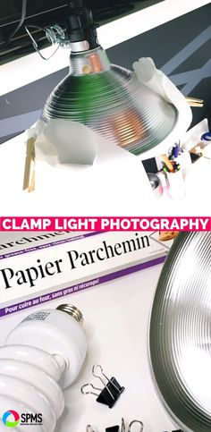 Clamp lighting is cheap, versatile, and makes your products photos & videos look awesome! Learn how to create this DIY lighting setup. Cheap Lighting, Lighting Setups, Video Lighting, Photo Lighting, Outdoor Lighting, Iphone Photography, Light Photography, Amazing Photography, Product Photography