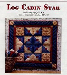 Log Cabin Star