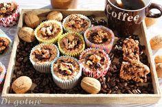 Di gotuje: Babeczki czekoladowo-kawowe z ziaren ekspandowanyc...