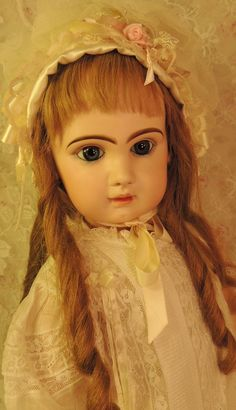 "28"" Jumeau French Bebe Antique Doll"