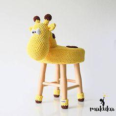 makuka / Žirafa Gordon