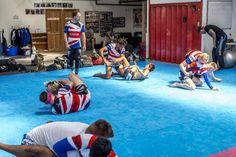UKMMAF 2016 team kit supplied by Heavy Duty Fight Gear Ltd
