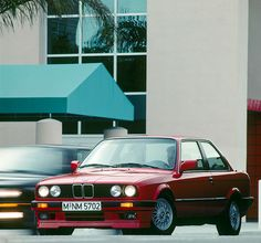 Owned 2 E30's over the years a 320i and a 318 (carved) neither lasted long but both went like stink