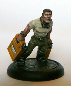 Imperial Guard, Mechanic, Warhammer 40,000