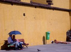 There are two ways to enjoy the sun on #Madeira Island. Photo by Michela (sognocalifornia)