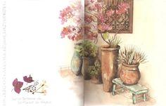 ... De-ci de-là, les carnets de voyage, dessins, aquarelles ... de Nathalie Lefebvre ...: Entre vallée des Aït Bougmez et Marrakech ...
