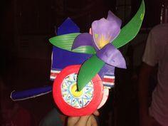 Guaria Morada Costa Rica, Birthday Candles, Iris, Recycled Materials, Arts And Crafts, Ornaments, Wood, Diwali, Bearded Iris