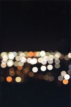Night Lights Print | Little Paper Planes Photo Bokeh, Lens Flare, Some Pictures, Paper Size, Wall Art Prints, Giclee Print, Art Pieces, Illustration Art, Paper Planes