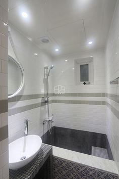 [안산인테리어] 밝고 편안한 25평 아파트 인테리어_이사전 : 네이버 블로그 Metal Barn Homes, Metal Building Homes, Pole Barn Homes, Building A House, Bad Inspiration, Bathroom Inspiration, Bathroom Spa, Small Bathroom, Room Interior