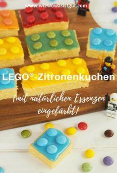 {Werbung} Dieser schnelle Lego®️-Zitronenkuchen ist der Renner auf jedem Kindergeburtstag. Und das tolle ist, dass ich diesen mit natürlichen Essenzen von Eat a Rainbow eingefärbt habe. 100% pures Obst & Gemüse und keine E-Nummern oder ungesunde Farbstoffe. Da freut sich die Mama und das Kind. Alle kleinen Jungs werden sich über diesen Kuchen freuen. #eatarainbow #lego #kuchen