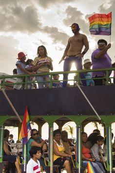 """©Doble vista, de la serie: """"Diversidad sexual en campeche"""" 21 de Junio de 2013 Campeche, Camp; México"""