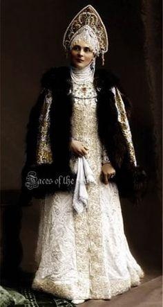 Sumarokovа-Elston (Princess Yusupovа) Zinaida / княгиня Юсупова, графиня Сумарокова-Эльстон (княжна Юсупова) Зинаида Николаевна (1861 - 1939)